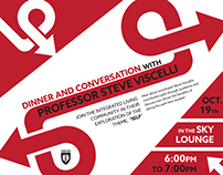 Dinner and Conversation with Professor Viscelli Poster