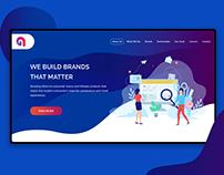 Upcoming Corporate Website Look