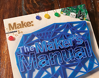Book Cover: The Maker's Manual