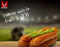 Meat House | Social Media Africa Cup CAF Campaign