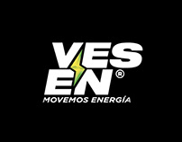 VESEN - Branding and Logotype