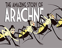 The amazing story of Arachne