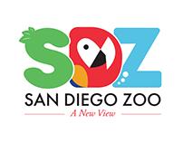 San Diego Zoo Rebranding