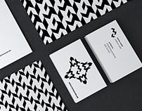 Marta Verde, Creative Coder. Branding