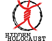 HIDDEN HOLOCAUST PROJECT LOGO DESIGN & PROCESS
