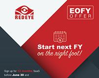 RedEye - EOFY offer flyer