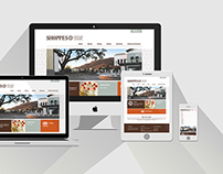 Shoppes at Westlake Village Responsive Website