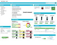 GUI - Online administrationsværktøj