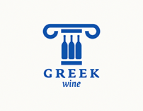 Logo Design Wine