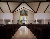 Church - Unreal Engine Animation