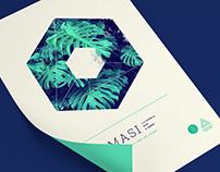 Masi Gig Poster