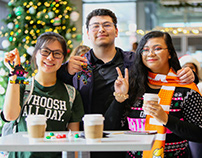 Winter Extravaganza & Temoc Claus 2019 - UT Dallas