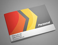 Guideline Booklet Brand for PERSONAL