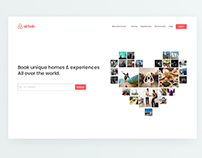 Airbnb redesign Idea Exploration!