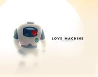 LOVE MACHINE - Animation Collab