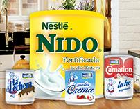 Infografía- leche NIDO