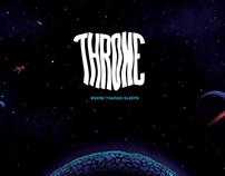 Throne - Tharsis Sleeps - Album Artwork