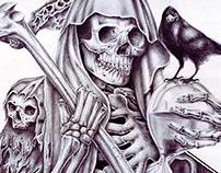 Grim Reaper - Vengeance