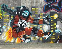 KNP4 - Graffiti Event