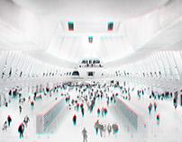World Trade Center Highkey Art