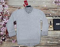 Chụp ảnh thời trang áo len thu đông