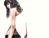 "Fashion Illustration ""series"""