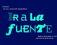 IR a La FueNte