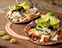 Restaurante mexicano Tepic: platos