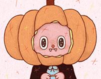 Halloween starfy
