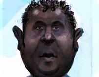 Nitin caricature