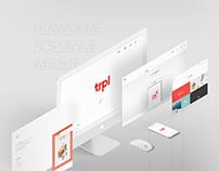 TRPL WEBAPP DESIGN