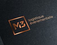 M3 Event logistic - Visual Identity & Launch campaign