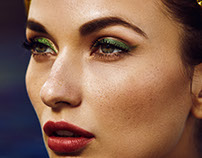 Chanel Beauty Summer Editorial