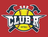 Club R Softball Logo
