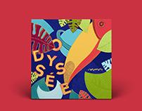 Odyssée vinyle cover