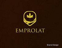 EMPROLAT Brand design