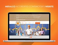 Meralco AMC Web Design