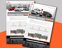 Lavi Drives website presentation