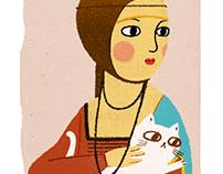 Lady with a Tuna