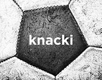 KNACKI BALL / Publicité
