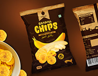 ROBUST BANANA CHIPS PACKAGE