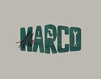 Identité visuelles Allo Marco