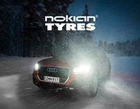 NOKIAN TYRES - White Hell