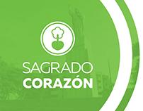 Señalética - Parque Sagrado Corazón