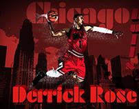 Que la balle soit avec toi : Derrick Rose