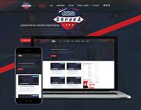 Electronic Frag - eSports Gaming Organization Website