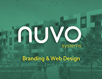 Nuvo Systems - Branding & Website