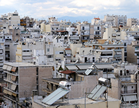 Roof Story - Athens, Greece