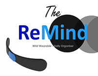 The ReMind - Industrial Design