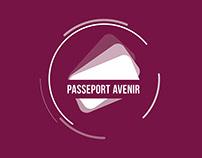 PASSEPORT AVENIR - Brand design
